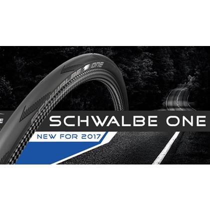 Schwalbe One Dæk V-GUARD 700x23 | Dæk