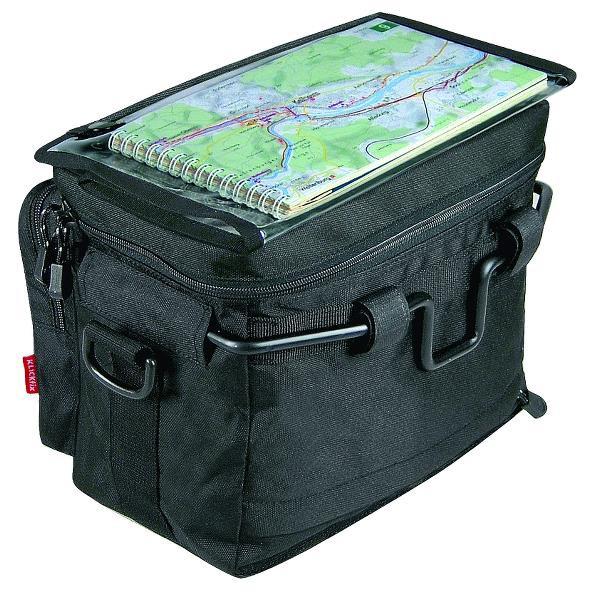 Klickfix DAYPACK I styrtaske, med styradapter - 549,00 | Handlebar bags