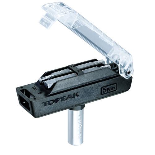Topeak Værktøj Momentnøgle 6Nm Torque nøgle med 4 bits | Værktøj