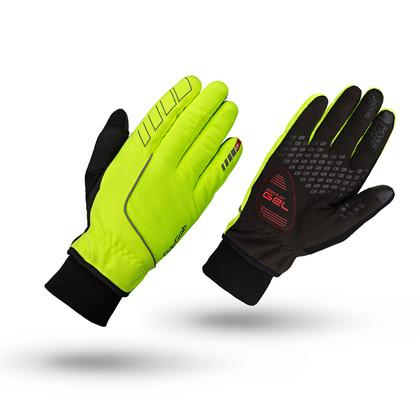 GripGrab Windster Handske Hi-Vis | Handsker