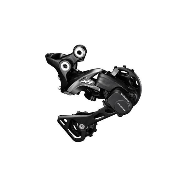 Shimano Bagskrifter XT M8000 Shadow+ 11-sp Sort Medium Arm | Kæder
