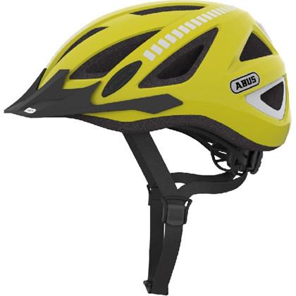 ABUS cykelhjelm Urban-I Signal v.2 Yellow | Hjelme