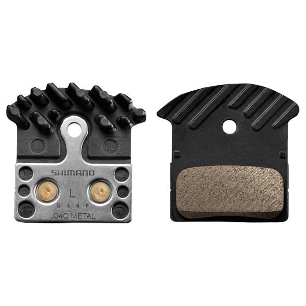 Shimano XTR BR-M9000 Metal bremseklods | Bremseskiver og -klodser