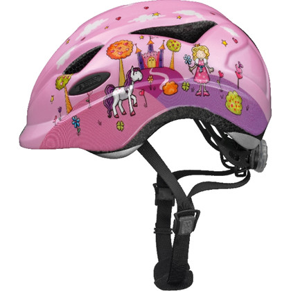Fabriksnye Abus børnecykelhjelm Anuky princess - 369,00 : Cyclingfreak.dk ZP-39