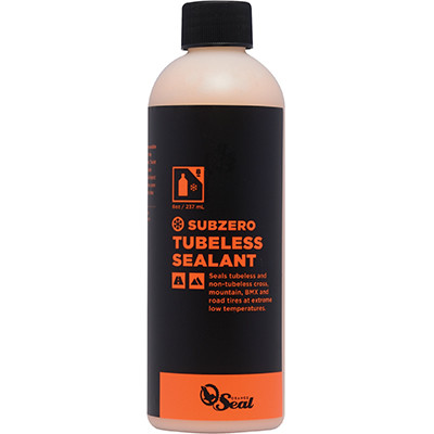 ORANGE SEAL Subzero - Tubeless Tire Sealant 473 ml | Lappegrej og dækjern