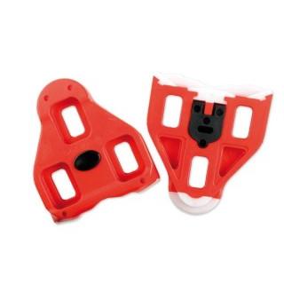 Look Delta Rød pedalklampe (til Spinning) | Klamper