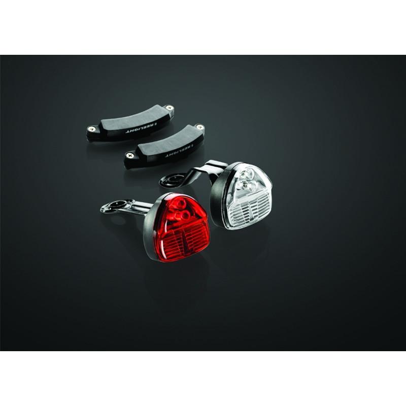 Lygtesæt Reelight SL100 magnet/induktion | Speed og kadencesensor