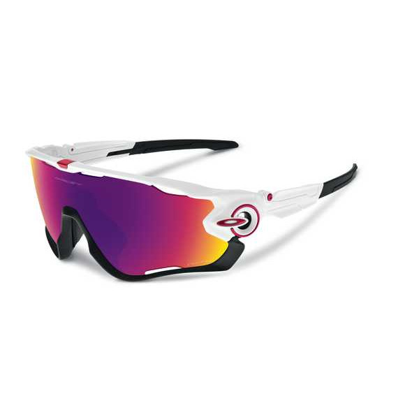 Oakley Jawbreaker. PRIZM ROAD. White | Glasses