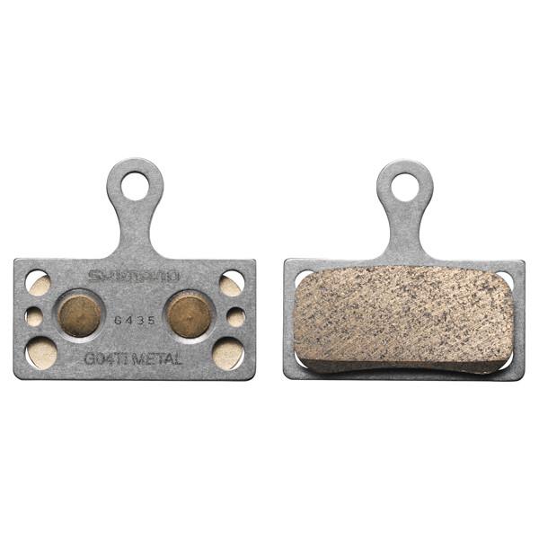Shimano Skivebremseklods i Metal BR-M9000. XTR, XT, SLX, Deore, Alfine | Bremseskiver og -klodser