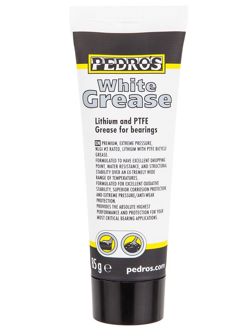 Pedro's White Grease Fedt (85ml)