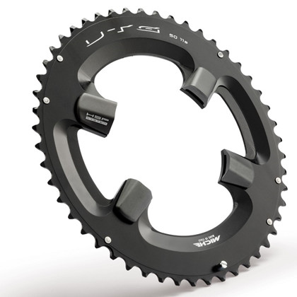 Miche Super 11 UGT Stor Klinge t. Shimano 50 tands | chainrings_component