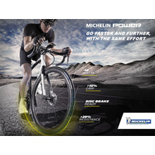 Michelin Power Competition Road Bike Dæk 700x25