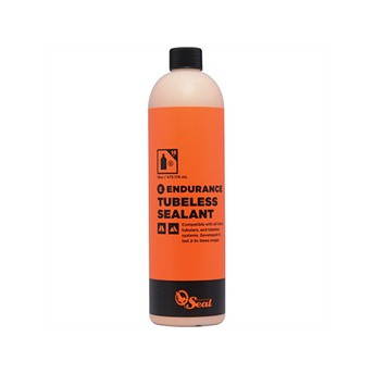ORANGE SEAL Endurance Tubeless Tire Sealant 473 ml