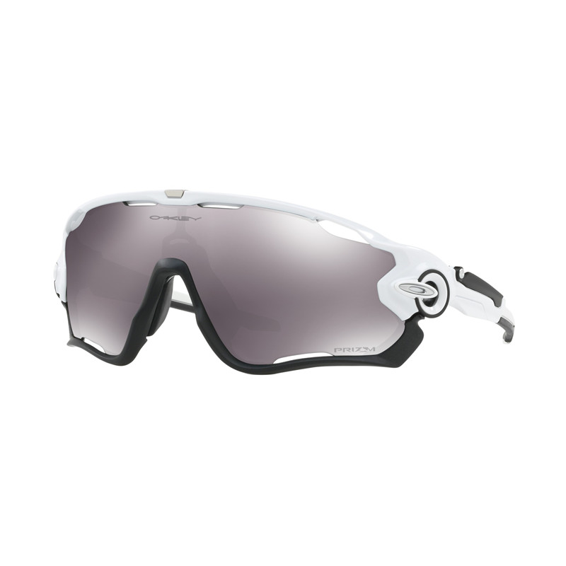 Oakley Jawbreaker Pol White, Prizm Black | Glasses