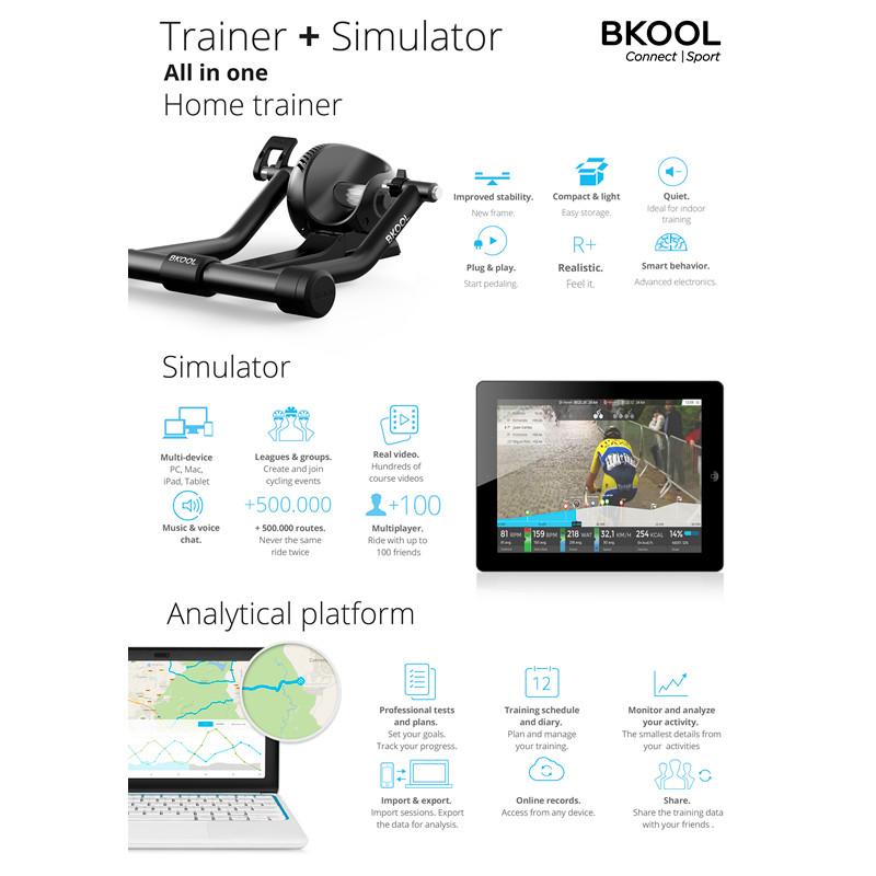 BKool Pro2 Hometrainer   Hometrainer