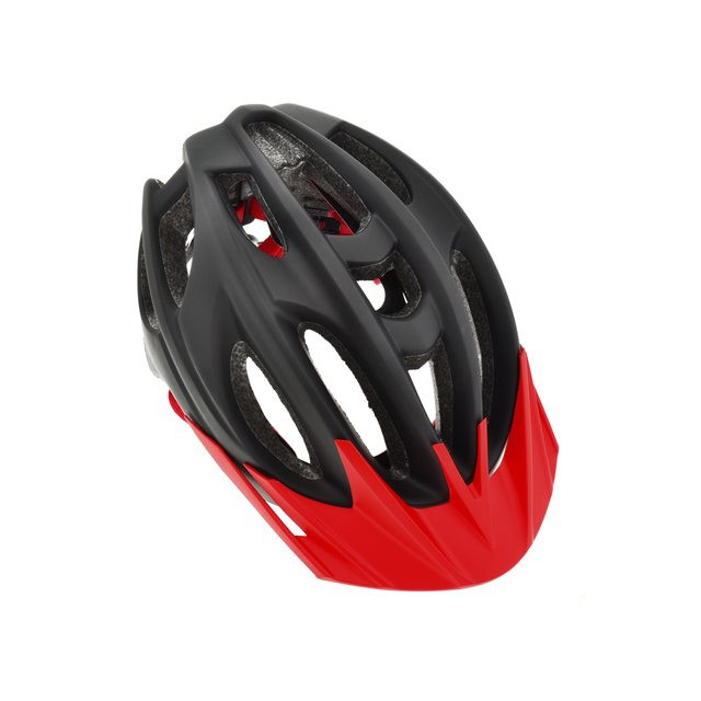 AGU Fury junior hjelm Sort. One Size 48-55- cm. | Helmets