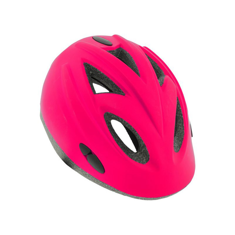 Agu Kids børnehjelm pink. 46-54 cm | Helmets