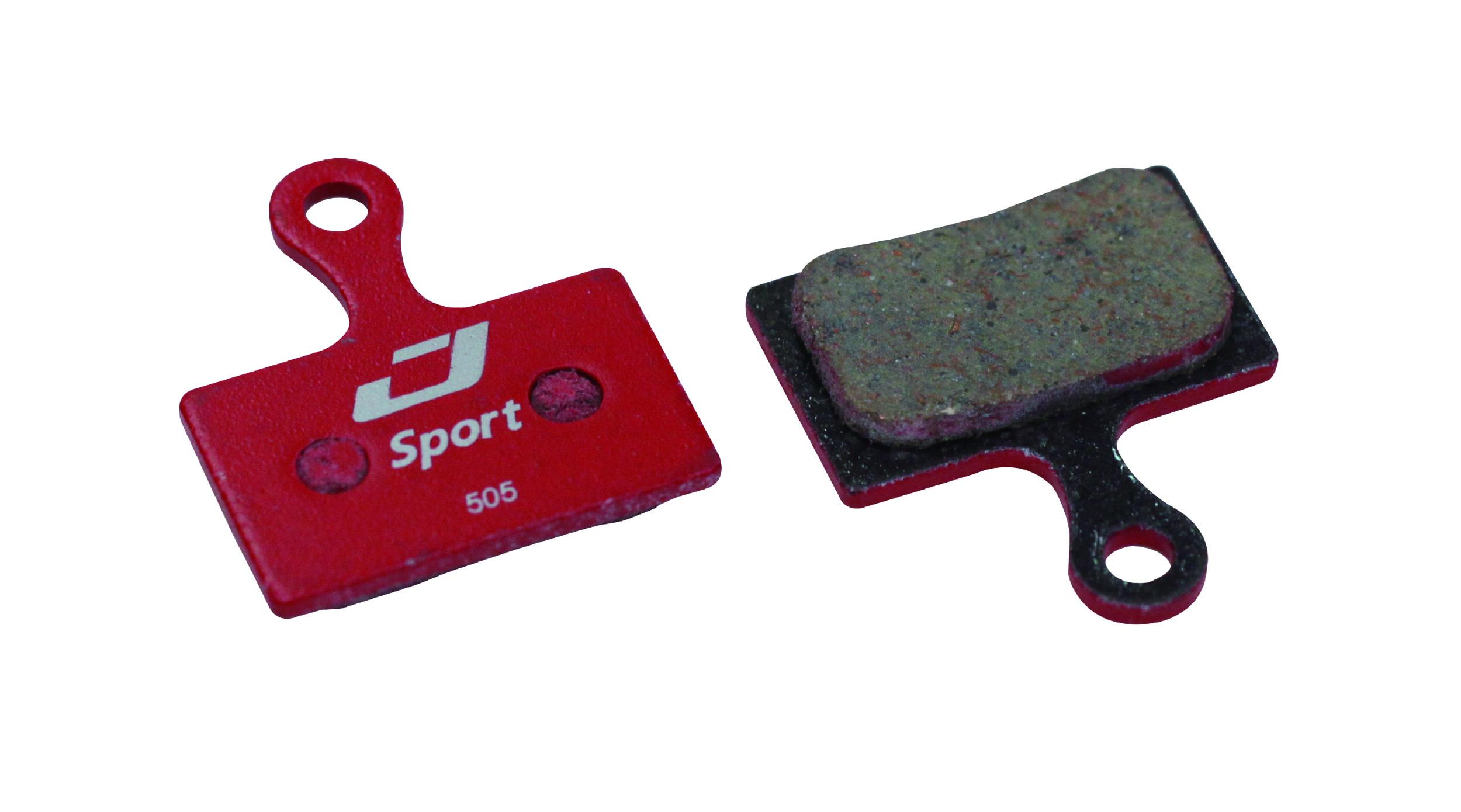 Bremsesko Jagwire Sport organic Shimano Road/CX RS805/RS505   Bremseskiver og -klodser