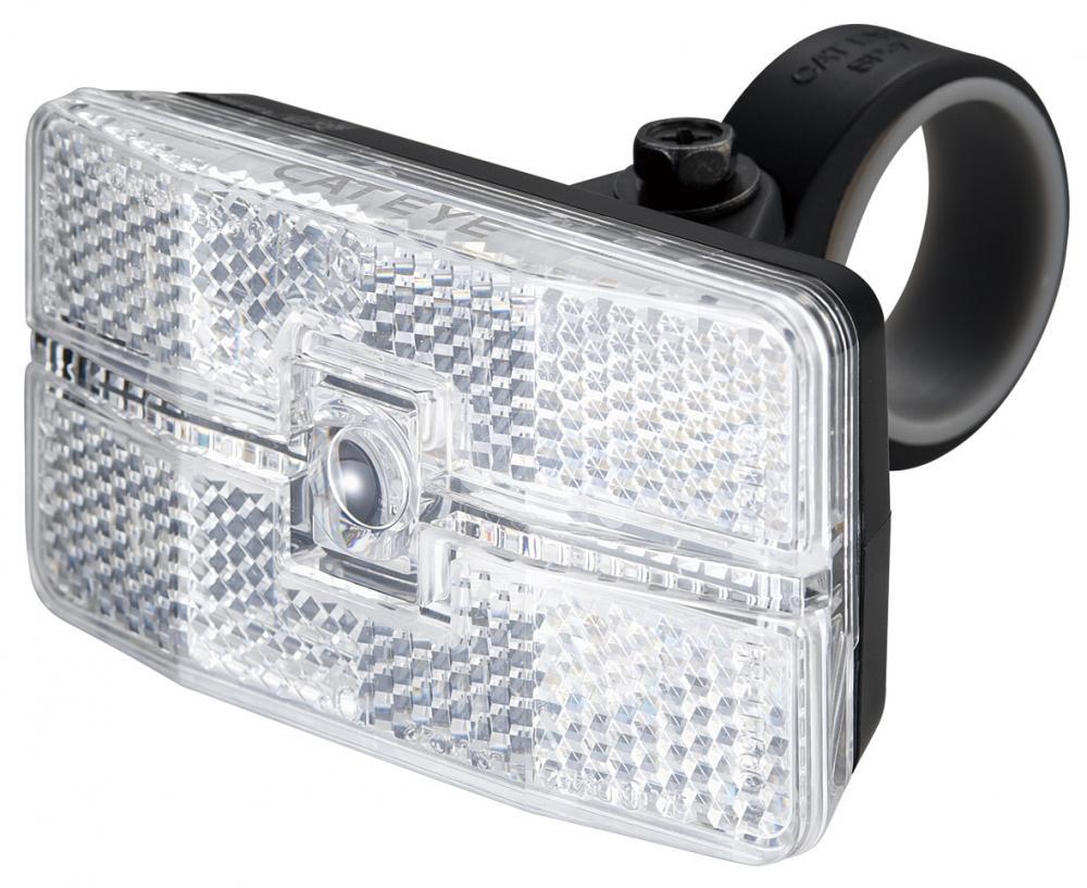 Forlygte Cateye TL-LD570 5 Dioder - Bevægelses/Optisk Sensor EJ Godkendte | Speed og kadencesensor