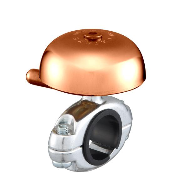 Klokke Cateye Yamabiko Bell Kobber med Alu holder - 169,00   Bells