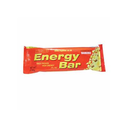 High5 energibar - banansmag. | Energy bar