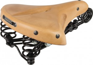 LEPPER saddel Drieveer 90 lys brun | Saddles