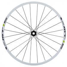 Forhjul Shimano MT15 29in qr CL disc clincher hvid WHMT15 | Forhjul