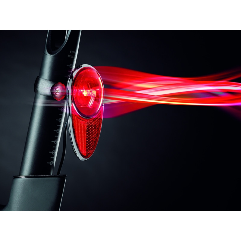 Baglygte Reelight SL620R m/backup. Magnet/induktion | Speed cadence sensor