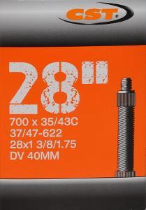 CST cykelslange 700x35-43C. DV40   Slanger