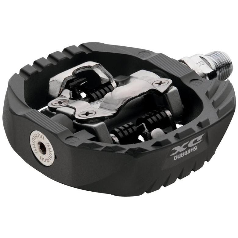 Shimano pedal DX PD-M647 SPD - Sort | Pedaler