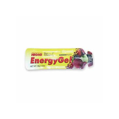 High5 energi gel - sommerfrugtsmag 40 g. | Energy gels
