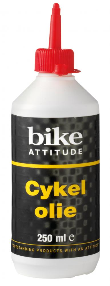 Olie Bike Attitude Syrefri universal cykelolie 100 ml | Rengøring og smøremidler
