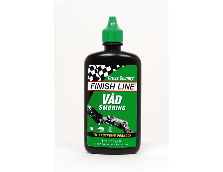 Finish Line Olie Wet lube 120 ml