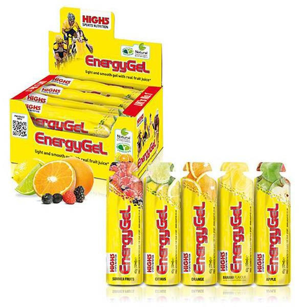 High5 energi gel - Mix Box 20 Stk