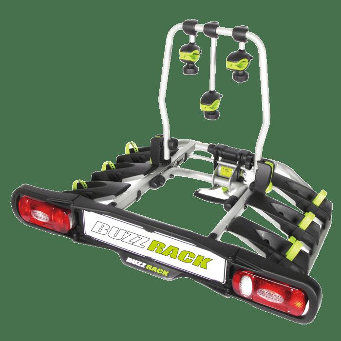 BuzzRack SPARK 3 cykelholder til 3 cykler | Cykelholder til bil