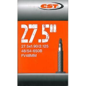 CST Slange 27,5x1,90-2,125 FV48 | Tubes