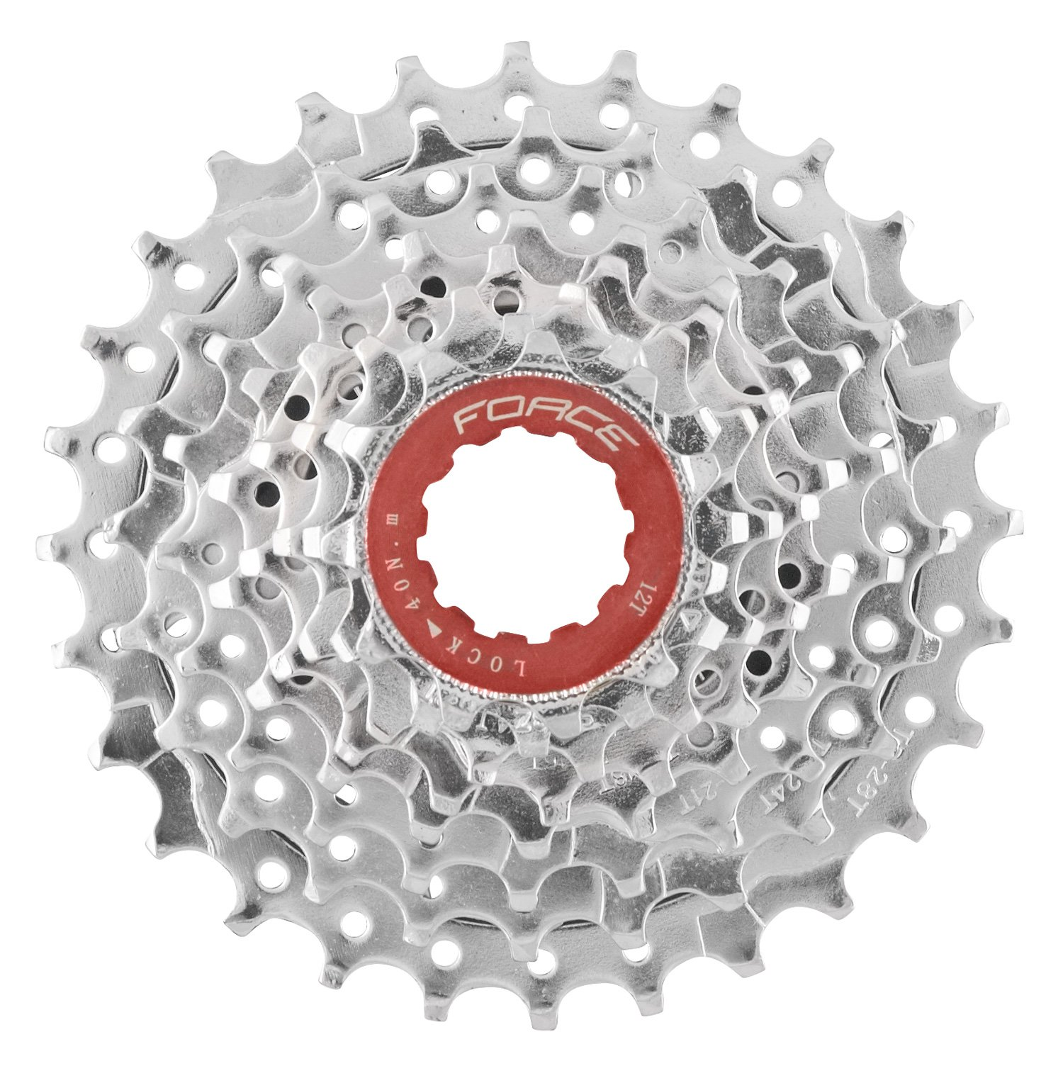 8-speed kassette 11-28T Force
