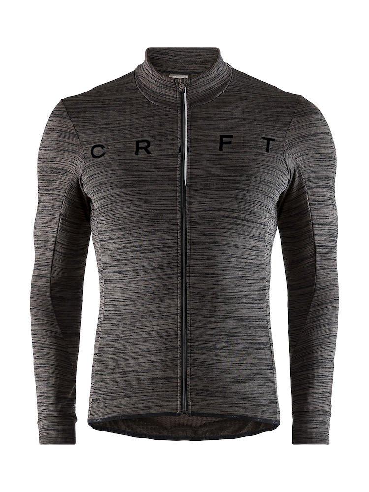 Craft Reel Thermal jersey grå/sort | Trøjer