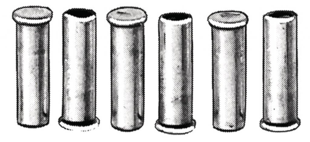 End Sleeve for Brake Inner CableInner Diameter 1,9 mm | item_misc