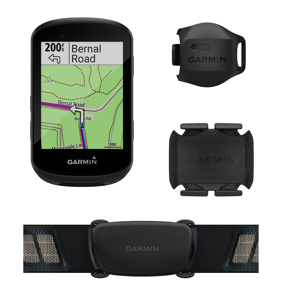 Garmin Edge 530 Bundle GPS cykelcomputer