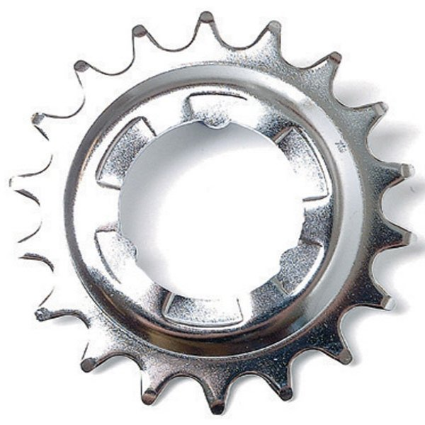 Gearhjul Nexus 19T 1 stk Sølv | Frikranse og tandhjul