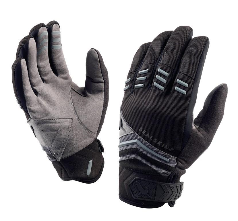 Gloves SealSkinz Dragon Eye MTBanth./blk Size L (10) | Gloves