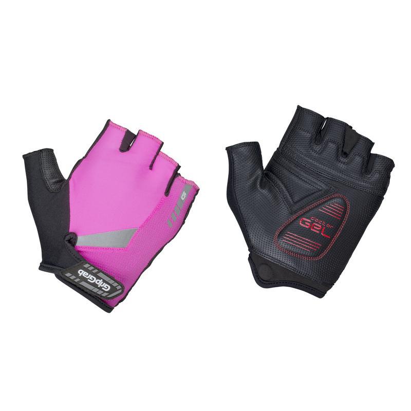 GripGrab ProGel Hi-Viz Handske Pink | Handsker