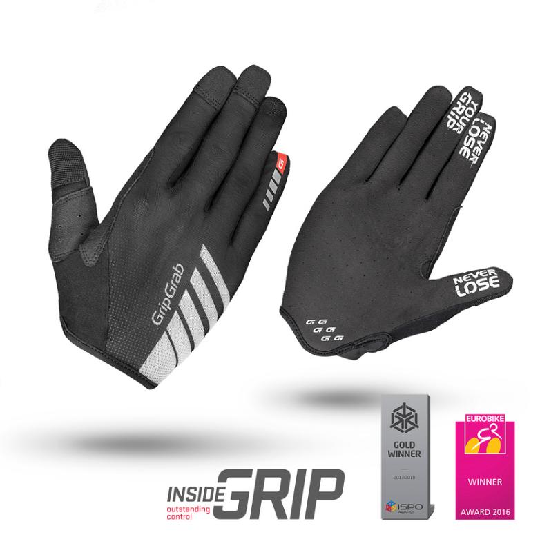 Gripgrab Racing cykelhandsker sort | Handsker