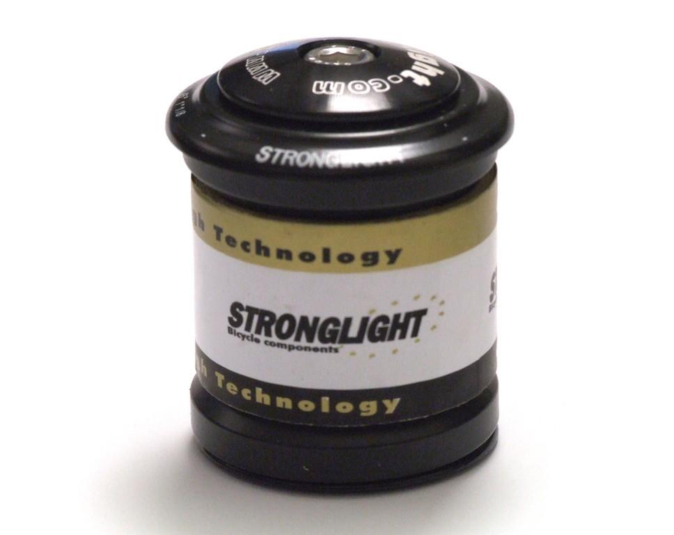 Headset Stronglight RAZ Steel1 1/8-1 1/18 semi integrated black | Headsets