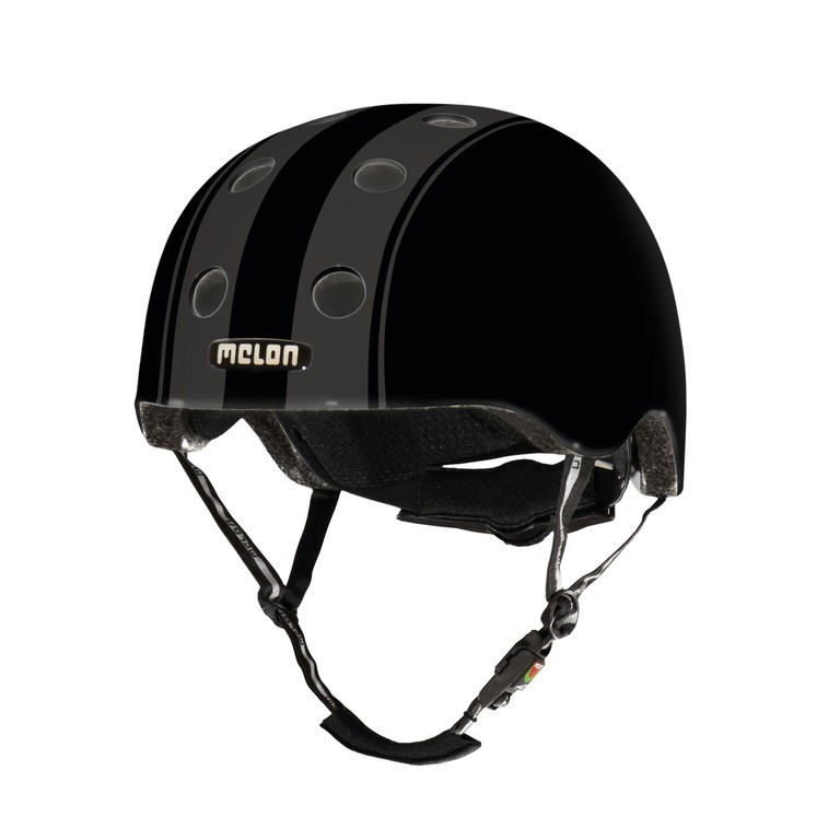 Helmet Melon Urban Active StoryDecent Double Black s. XXS-S (46-52cm) | Helmets