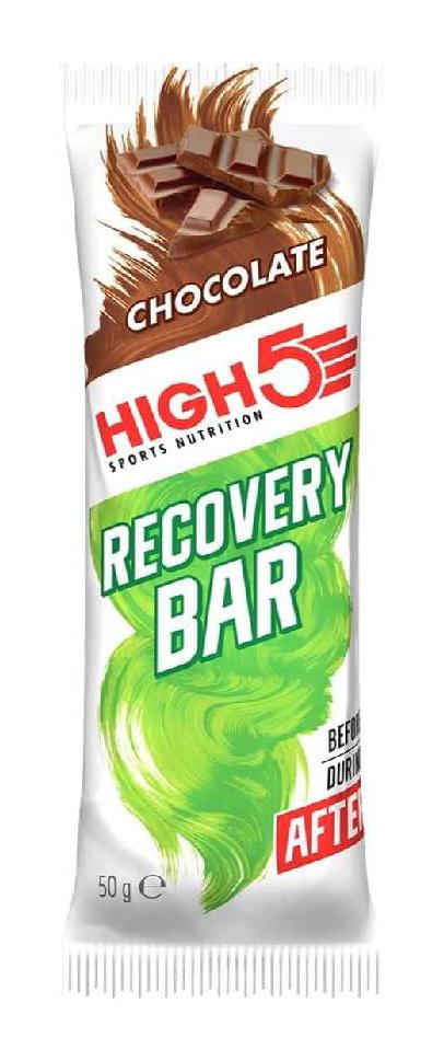 High5 proteinbar - chokoladesmag 50g   Proteinbar og -pulver