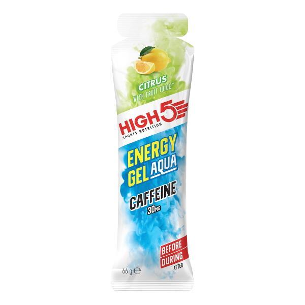 High5 Energy Gel Aqua Plus 60 gr - citrussmag. - 10,00   Energy gels