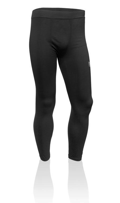 Long tight F Men Merinoblack size L (50-52) | Trousers