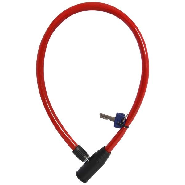 OXC Kabellås Hoop Blå, 4x600mm | Combo Lock